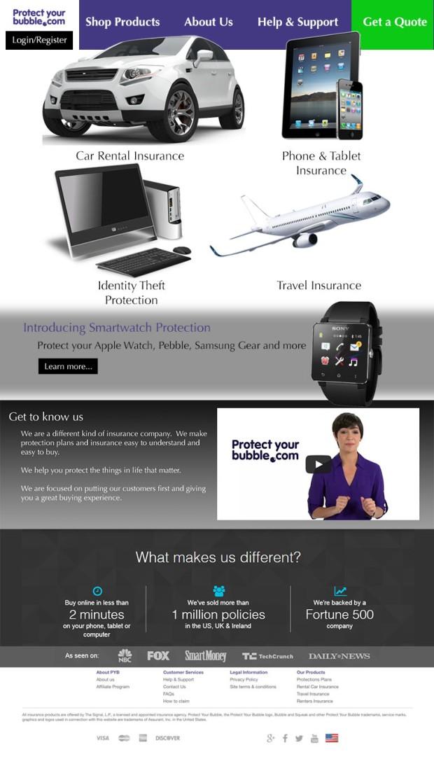 TabletWebpage
